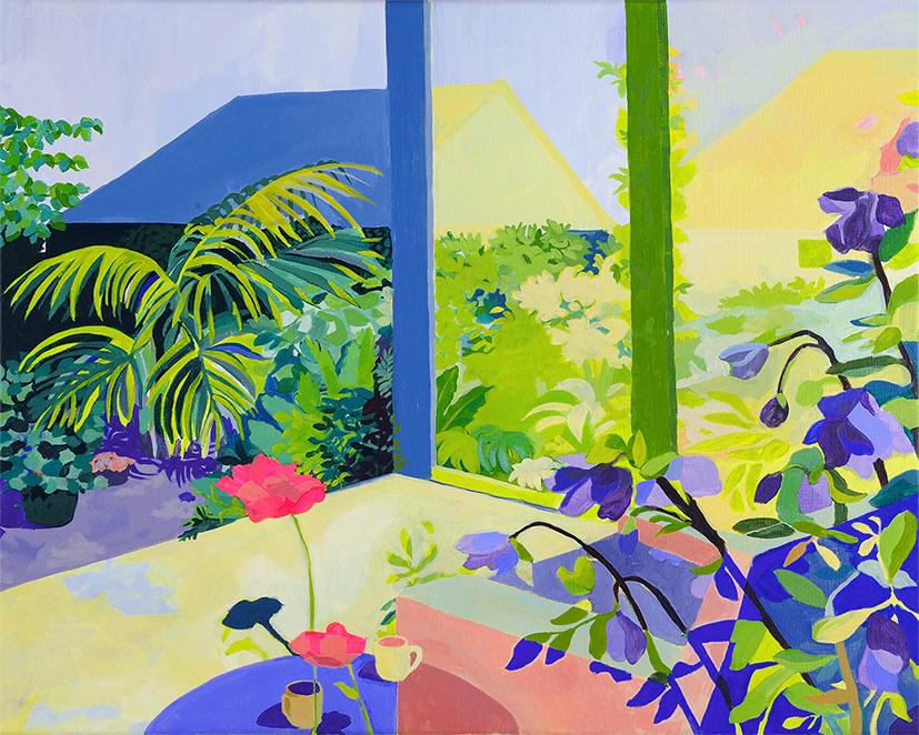 De tuin van pake - studio zomaar zon